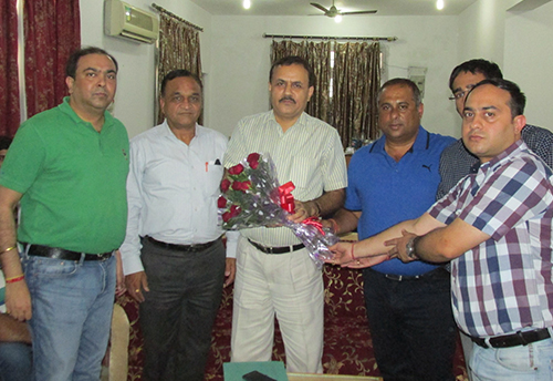 Income Tax officials interact with Jammu MSMEs on Income Tax Declaration Scheme