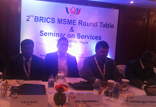 BRICS MSME roundtable 2016: FISME proposes linking MSMEs to Global Value Chains