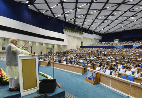 PM Modi urges CPSEs to procure more from MSMEs, ensure timely payments to the sector