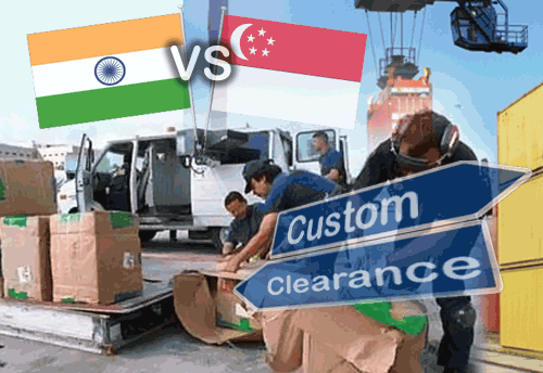 Government to provide customs clearance in 3 days, Singapore does in Minutes
