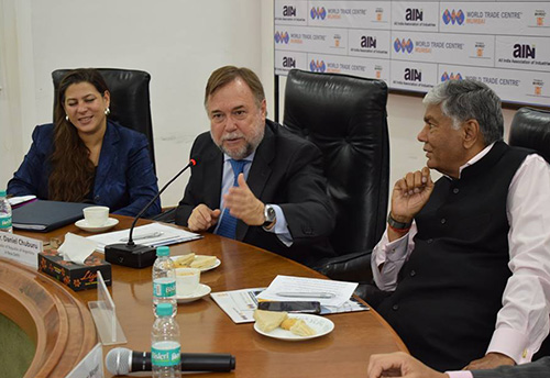 India and Argentina explores possibility of collaboration to diversify trade