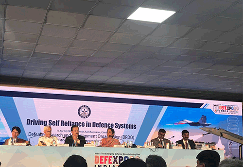 DefExpo 2018 - Big Cos chosen yet again over MSMEs in tech transfer; sector feels disappointed