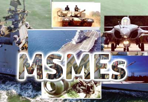 Huge opportunities for MSMEs in Defence Sector: HAL