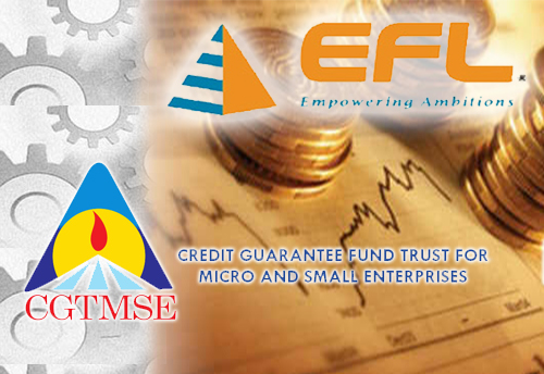 Pune based NBFC, Electronica Finance Ltd, signs MoU with CGTMSE