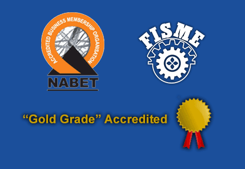 FISME, India's top MSME body, accredited 'Gold Grade' at National Level by QCI