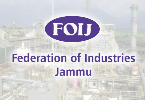 Federation of Industries Jammu approaches Chief Minister for revival of MSME sector