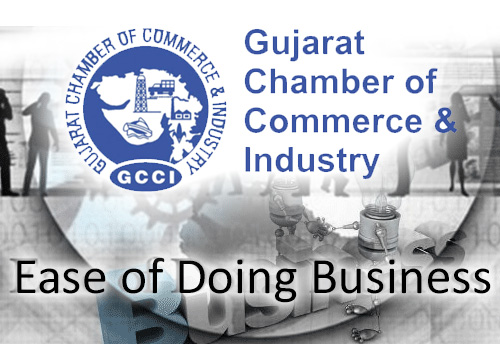 GCCI suggests measures to improve EODB ranking of Gujarat