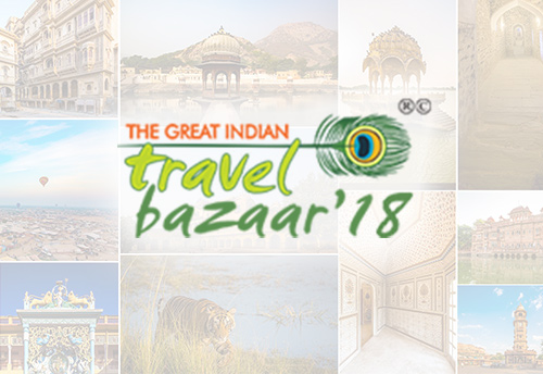 Great Indian Travel Bazaar to take place in Jaipur from April 22