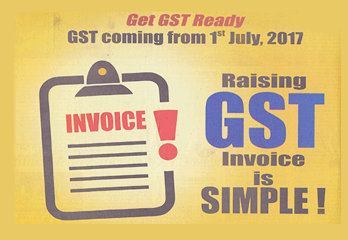Important facts about Tax Invoice under GST for traders
