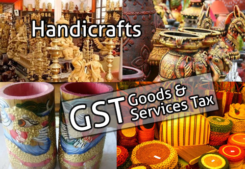 GST Council slashes tax on handicraft, handloom products