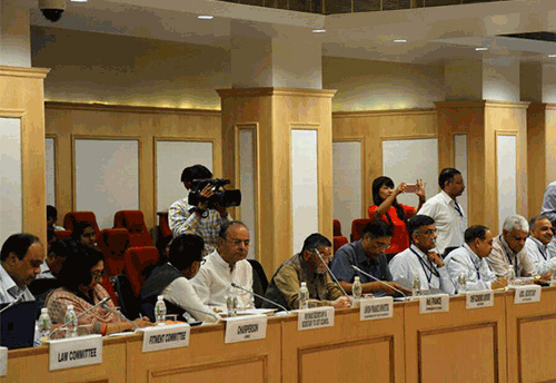 26th meeting of GST council to take place on March 1
