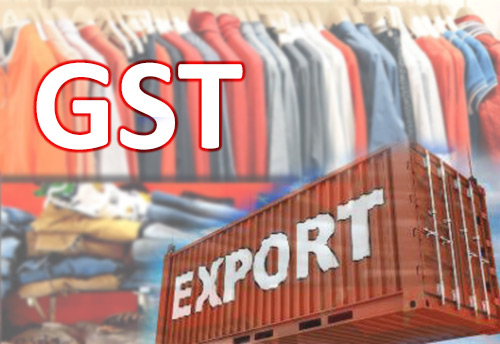 Fall in garment export by 41 per cent - GST Blues?  mixed opinion in industry over causes
