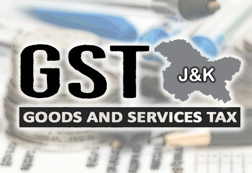 Cabinet approves amendment to enable GST in Kashmir