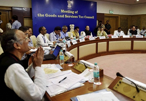 Jaitley to chair 17th Meeting of the GST Council June 18