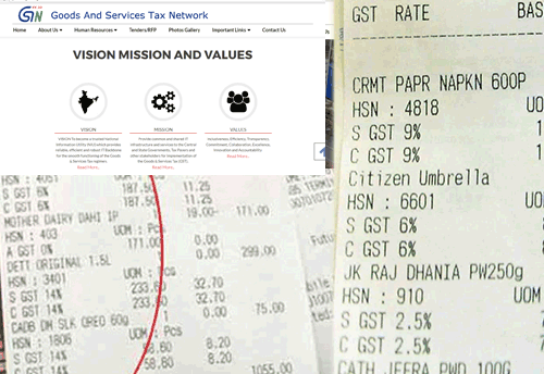 Invoices generated post GST roll out can now be uploaded on GSTN portal
