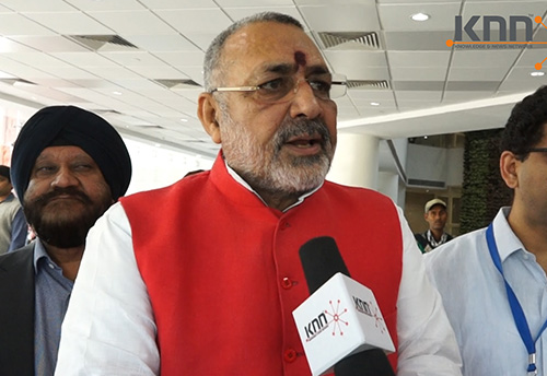 With increased corpus fund for CGTMSE, govt committed to handhold MSMEs: Giriraj Singh