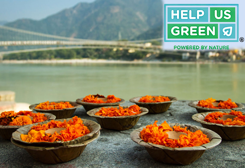 Start-up 'HelpUsGreen' recycles flowers used for worshipping into fertilizers, incense and more