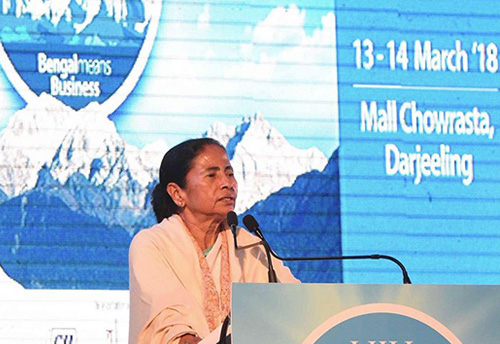 Maintain peace in hills, industry and development will follow: Mamata