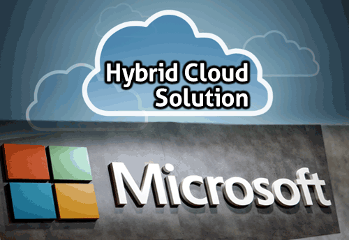 Indian SMEs keen on adopting Hybrid Cloud Solutions: Microsoft