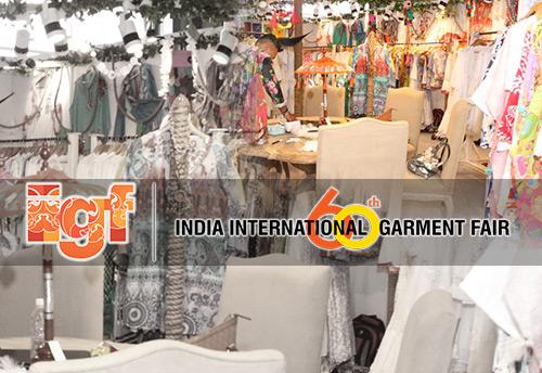 60th IIGF kicks off from today in New Delhi