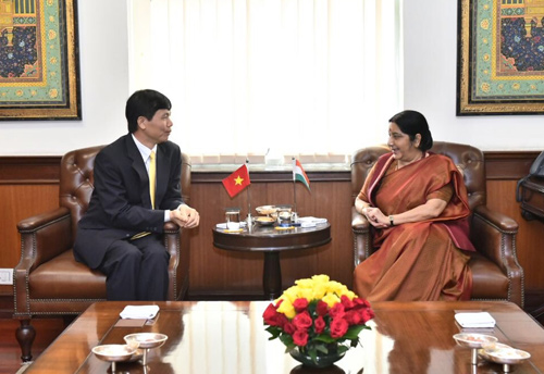 India and Vietnam discusses plan of action to boost ties