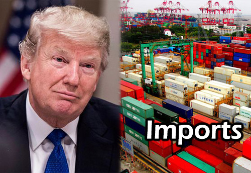 Trump accuses India for charging 100% import tariff on some US goods