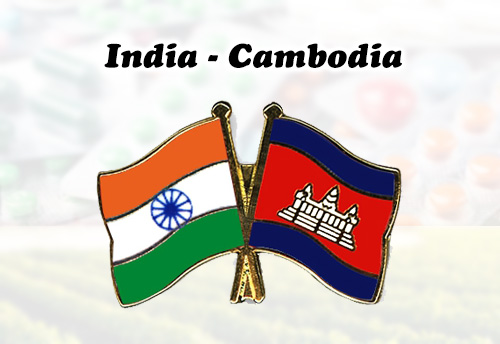 India-Cambodia deliberates on financial support in Agriculture, Pharmaceuticals