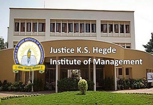 Justice K S Hegde Institute to hold 2-day Nitte CEO Conclave for MSMEs