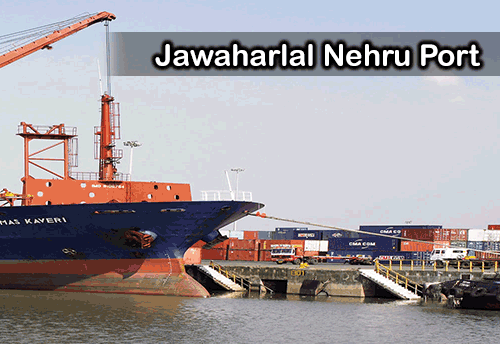 Ransomware hits operations at Jawaharlal Nehru port