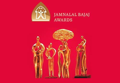 Jamnalal Bajaj Foundation Awards 2018 - call for nominations open