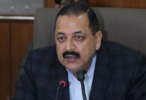 MoS DoNER Jitendra Singh invites Start-Ups to come and Make in Northeast