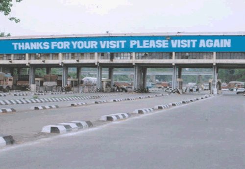 Jammu industries not in favour of removing Toll Naka from Lakhanpur