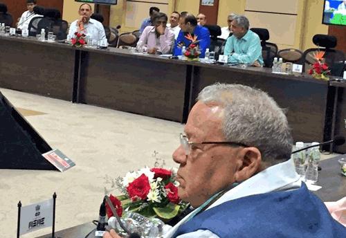 Kalraj Mishra, Rupani attend Western Region MSME Conclave