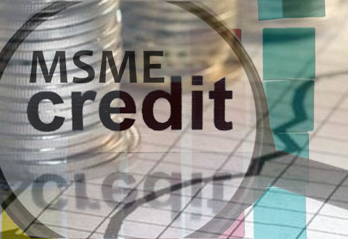 MSMEs' exposure to credit increasing despite GST and Demonetization: CIBIL-SIDBI report