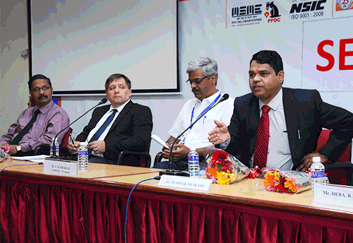 FISME Defence Suppliers' Group synergises with CODISSIA for participation in 'Make in India' of defence equipment