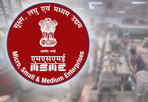 400% increase in investment in cluster development program for MSMEs: Ministry of MSME