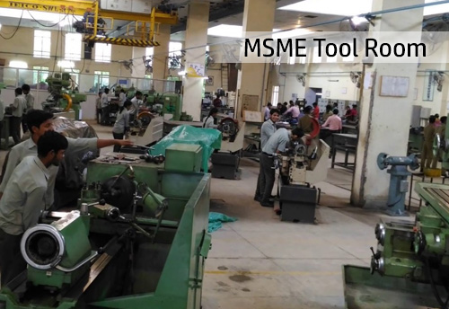 MSMEs in J & K demands extension center of tool room Ludhiana at Jammu till state gets its own central tool room