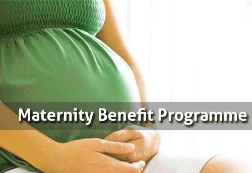 Cabinet approves Pan-India implementation of Maternity Benefit Program