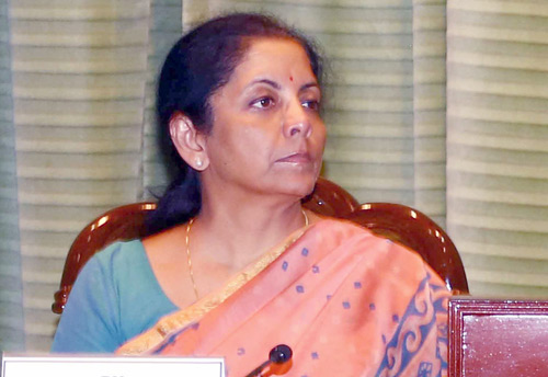 Ministry working towards eliminating hurdles faced by MSMEs in defence sector: Sitharaman