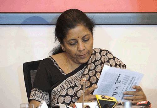 GeM is the most transparent, accountable and efficient public procurement portal: Sitharaman