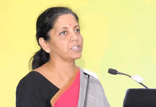 Working to make India investor friendly hub: Sitharaman
