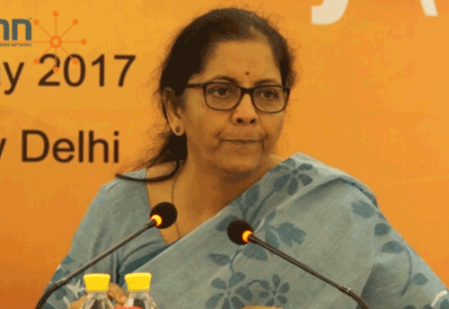 Geopolitical factors could affect global trade: Nirmala Sitharaman