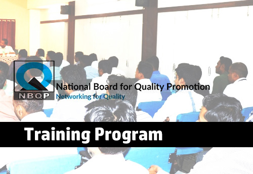 NBQP to hold one day training program on Policy Deployment and X-Matrix on July 31
