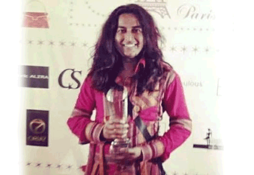 NSIC trainee from Guwahati wins best designer award in Tiffany`s Fashion Week Paris