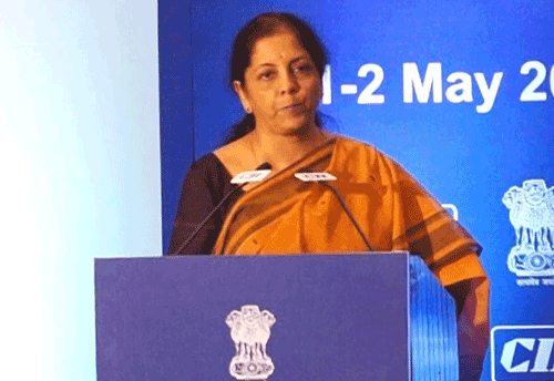 Standard setting a big challenge, need to focus on variety over homogeneity while setting standards: Nirmala Sitharaman