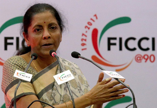 SMEs may get equal opp. to bid in defence procurement: Sitharaman