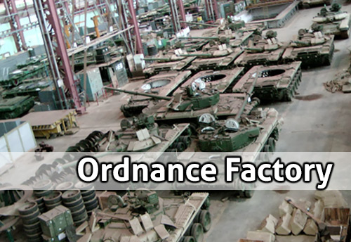Open to partnership with local SMEs in Defence Sector, Ordnance Factory says