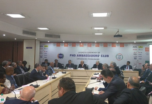 "PHD chamber launches ""Ambassador's Club"" to diversify economic cooperation"