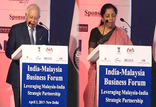 Malaysian PM invites Indian investors to boost bilateral trade between two sides
