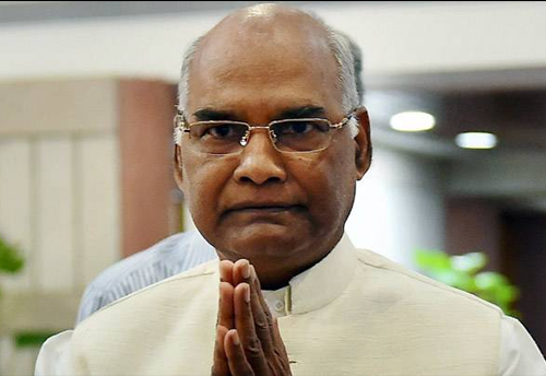 Ram Nath Kovind gets elected as the President of India